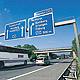 Die wichtigsten Autobahnverbindungen Europas haben Fürth und den Großraum als Schnittpunkt.