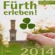 """Die Broschüre """"Fürth erleben"""" präsentiert in seiner neuesten Auflage 450 Einzelhandelsgeschäfte mit ihrem Angebot."""
