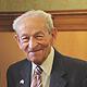 Mit der dritthöchsten Auszeichnung der Stadt wurde der ehemalige jüdische Fürther und heute in New York lebende Frank A. Harris geehrt.