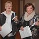 Ursula Albert und Irmtraut Engelhardt haben für ihr ehrenamtliches Engagement das Ehrenzeichen des Bayerischen Ministerpräsidenten erhalten.