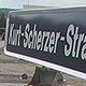 In Gedenken an den verstorbenen Alt-OB Kurt Scherzer wurde nun eine Straße im Neubaugebiet Unterfürberg-Reichsbodenfeld nach ihm benannt.
