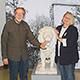 Am 1. September hat Karin Jungkunz das Amt der Stadtheimatpflegerin übernommen. Als Stellvertreter fungiert Lothar Berthold.