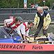Ein positives Fazit haben die Sicherheits- und Rettungskräfte gezogen, die an der Katastrophenschutzübung im Mai beteiligt waren.