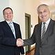 In der jüngsten Stadtratssitzung wurden Stadtbaurat Joachim Krauße und Wirtschaftsreferent Horst Müller in ihren Ämtern bestätigt.