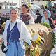 Die Kirchweih und der Erntedankfestzug erwiesen sich auch in diesem Jahr als wahre Publikumsmagneten.