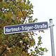 Die Hartmut-Träger-Straße in Stadeln erinnert künftig an den ehemaligen Bürgermeister, der 2011 überraschend verstorben ist.