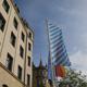 Seit Jahren liefen die Vorbereitungen für den Umzug des bayerischen Landesamts für Statistik in das Gebäude der ehemaligen Quelle-Hauptverwaltung.