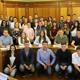 36 junge Frauen und Männer - und damit so viele wie lange nicht mehr - haben am 1. September ihre Ausbildung bei der Stadt Fürth angetreten.