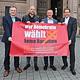 Die Stadt Fürth hat sich in Hinblick auf die Bundestagswahl der Aktion