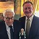 Heute hat eine Delegation um Oberbürgermeister Thomas Jung Henry Kissinger in New York besucht, um ihn zum 95. Geburtstag zu gratulieren.