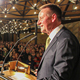 Oberbürgermeister Thomas Jung beschwört beim Neujahrsempfang, trotz der vielen Erfolge auch bescheiden zu bleiben.