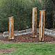 Auf einem Rasengrabfeld unweit des Eingangs des Vacher Friedhofs sind 36 Plätze für jeweils eine Urne vorgesehen.