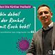 Gemeinsam mit dem Landkreis und bekannten Gesichtern wie Thomas Jung, Matthias Dießl, Rachid Azzouzi und Deniz Aytekin wirbt die Stadt fürs Impfen.