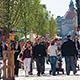 Insgesamt leben in der Kleeblattstadt  Menschen aus über 140 Nationen; der Anteil der Ausländerinnen und Ausländer beträgt aktuell 16,4 Prozent.
