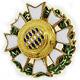 Fünf Fürther Bürger haben das Ehrenzeichen des Bayerischen Ministerpräsidenten Edmund Stoiber erhalten.