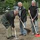 Auf dem Gelände des Fürther Tierschutzhauses, Stadelner Hard 2b, entsteht in den nächsten Wochen ein Urnenfriedhof für Haustiere.