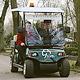 Dank einer Spende konnte für den Fürther Friedhof ein Service-Mobil angeschafft werden, das den Besuch erleichtert.