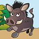 Am Wildschweingehege vorbei, Dachs, Marder und Co: Für den Stadtwaldlauf am 11. April ist ab sofort die Anmeldung möglich.