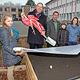 An der Mittelschule Kiderlinstraße soll ein Schulgarten niederschwelligen Zugang zu gesunder Ernährung ermöglichen.