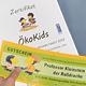 """Die Kindertagesstätte engagierte sich beim Thema """"Fairer Handel in der Einen Welt"""" und erhielt dafür ein Zertifikat."""