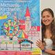Die Bevölkerung hat entschieden: Das Motiv von Désirée Birner ziert das Plakat für die Michaelis-Kirchweih vom 28. September bis 9. Oktober.