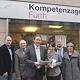 Dank Spielvereinigung Greuther Fürth, Jobcenter und Stadt Fürth kann das Angebot der Kompetenzagentur aufrecht erhalten werden.