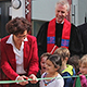 Nachdem alle Schulräumlichkeiten im ehemaligen Gemeindehaus St. Paul fertiggestellt sind, feierte in die Einrichtung symbolisch ihre Eröffnung.