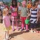 In einem neugestalteten Außenspielbereich haben die Mädchen und Buben der Kita Sack nun ausreichend Platz zu Spielen und Toben.