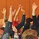 Die Stadt Fürth hat während des zweiten Dialogforums einstimmig beschlossen, sich um das Gütesiegel Bildungsregion zu bewerben.