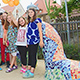 """Unter dem Motto """"Chill and Move"""" hat die Mittelschule Otto-Seeling die endgültige Fertigstellung ihres Freigeländes gefeiert."""