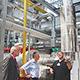 Um auch in Zukunft effizient wirtschaften zu können, hat das Klinikum Fürth seine Heizungsanlage erneuert und kann somit  die Energiekosten senken.