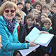 Kurz vor den Haushaltsberatungen hatten 4179 Bürger mit ihrer Unterschrift für den Erhalt des Stadelner Hallenbades geworben. Mit Erfolg.