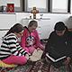 Die Hans-Böckler-Schule zählt zu den wenigen Schulen in Deutschland, die einen interreligiösen Gebetsraum für Mädchen und Jungen anbieten.