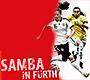Sambafußball in der Kleeblattstadt. Am 8. April bestreitet die Frauennationalmannschaft um 18 Uhr ein Vorbereitungsspiel gegen Brasilien.