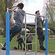Fürth baut sein Sportangebot im öffentlichen Raum aus: Zwei neu angelegte Flächen mit weiteren Ge- räten ergänzen seit Kurzem den Aktiv-Fitness-Platz.