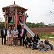 Nun haben auch die Mädchen und Jungen in Atzenhof einen eigenen Spielplatz: Rund 60 000 Euro hat die Stadt dafür investiert.