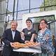 """Die Kindertagesstätte """"Villa Kleeblatt"""" in der Anger- straße unter der Trägerschaft der Rummelsberger Diakonie ist neue Heimstätte für 98 Kinder."""