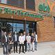 90 Mittelschülerinnen und –schüler konnte das Projektbüro dank guter Kontakte zu lokalen Betrieben erfolgreich in die Ausbildung vermitteln.