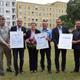 """Die Fürther Klinik hat den """"Deutschen Palliativsiegel"""" erhalten. Zudem wurde das  Gesamthaus und geriatrische die Rehabilitation erneut ausgezeichnet."""