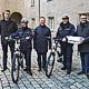 Seit gut drei Monaten sind die Mitarbeiter in den blauen Uniformen unterwegs und sorgen für mehr Sicherheit und die Einhaltung von Recht und Ordnung.