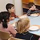 Oberbürgermeister Thomas Jung stellte Zahlen für 2018 vor. Fazit: Jedes Kind in der Kleeblattstadt be- kommt einen Betreuungsplatz, wenn er benötigt wird.