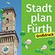 Ein neuer kostenloser Stadtplan speziell für Senioren und Menschen mit Behinderung erleichtert ab sofort die Orientierung in der Kleeblattstadt.
