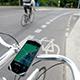 Die kostenlose Bike Citizens Fahrrad-App begleitet Radfahrende in der Kleeblattstadt auf täglichen Wegen und eröffnet neue Perspektiven.