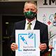 Oberbürgermeister Thomas Jung schließt sich der Kritik am AstraZeneca-Impfstopp an und fordert entschlossenes Handeln.