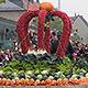 Der Erntedankfestzug, umjubelter Höhepunkt der Michaelis-Kirchweih, findet 2020 nicht statt.