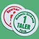 Während der Kärwa gibt es in der Kleeblattstadt eine eigene Währung: den Kirchweih-Taler. Ausgabe ist am 29. September.
