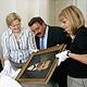 30 000 Ausstellungsobjekte, etwa fünf Kilometer Archivalien – im Schloss Burgfarrnbach lagern zahlreiche Schätze.