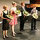 Bei einem kurzweiligen Abend mit beeindruckenden Kostproben der Künstlerinnen und Künstler wurden die Kulturförder- und Theaterpreise überreicht.