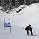 Bei idealen Bedingungen fanden die Stadtmeister- schaften im Ski Alpin und Snowboard statt. Am schnellsten waren Christina Unger und Lukas Reichel.