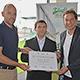 Manuel Gutbier erhält von der Spielvereinigung Greuther Fürth eine kostenlose Weiterbildung im Bereich Sportbusiness.